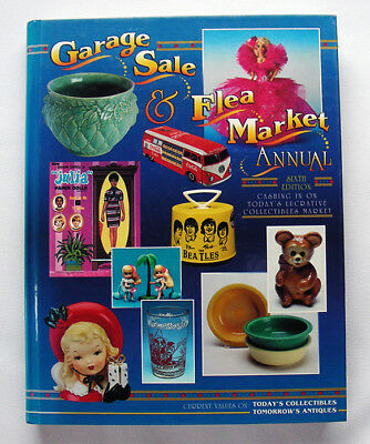 Garage Sale & Flea Market Annual ~ 512 Pages ~ Hardcover