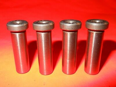 """( Lot of 4 )  .1420"""" Drill Bushing, Type H Precision Drill Jig (Great Value)."""