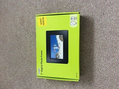 "Technika  7"" digital photo frame- brand new in box"