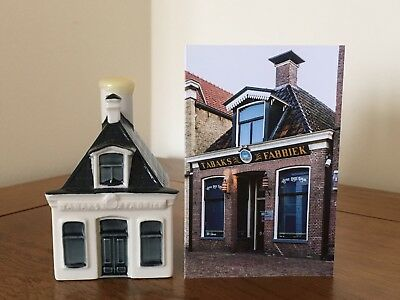 KLM Blue Delft Miniature House Number 99 (See Description) - BRAND NEW 2018