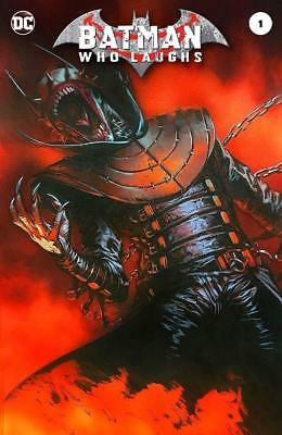 Batman Who Laughs #1 (Of 6) Gabriele Dell'otto Trade Dress Variant Ltd To 3000