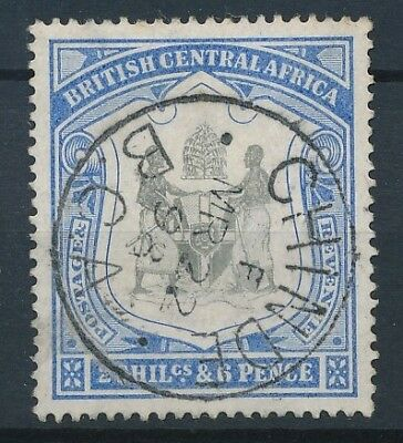 [50909] British central Africa 1898-1900 good Used Very Fine stamp $50