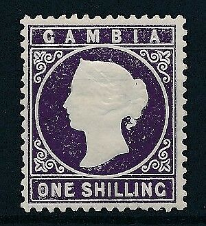 [51135] Gambia 1886-87 good MNH Very Fine stamp