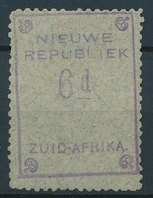 [51616] South Africa New Rep. 1887 good Mint no gum Very Fine stamp