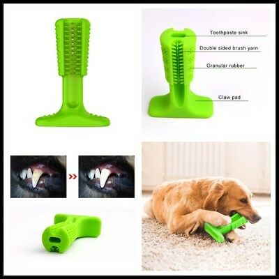 US-Stock Dog Toothbrush Stick Tooth Cleaning Stress-free Diy Dog FREE Shipping