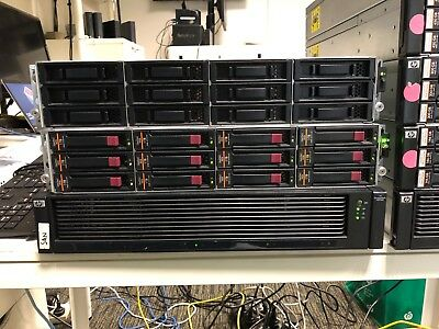 HP EVA P6000 SAN Storage Array - 2PC + Controller