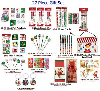 The Elf on The Shelf (25 Pc) Stocking Stuffer Holiday Party Favor Gift Bag