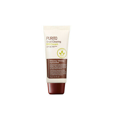 [PURITO] Snail Clearing BB cream 30ml