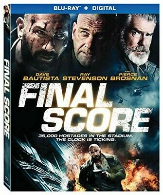 Final Score (REGION A Blu-ray New)