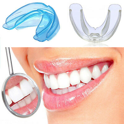 Dental Mouth Guard For Teeth Grinding Bruxism TMJ Stop Teeth Clenching Comestic