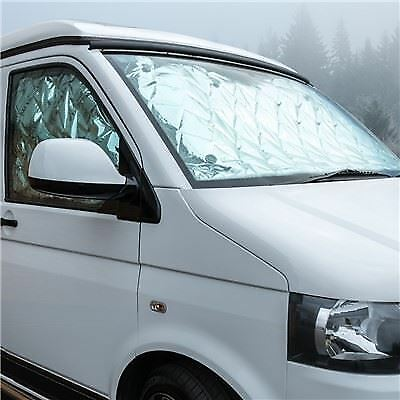 7 Layer Suction Mounted Privacy Internal Blind Peugeot Boxer Fiat Ducato X250