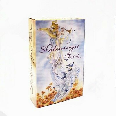 Full Version Shadowscapes Tarot Cards Board Game Playing Game 78 Cards New