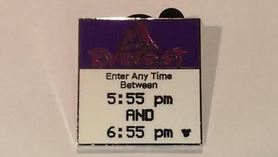 Disney Trading Pins-2007 WDW H.M. Series=Fastpass-Expedition Everest
