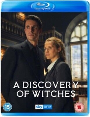 A Discovery of Witches (Edward Bluemel Gregg Chillin) New Region B Blu-ray
