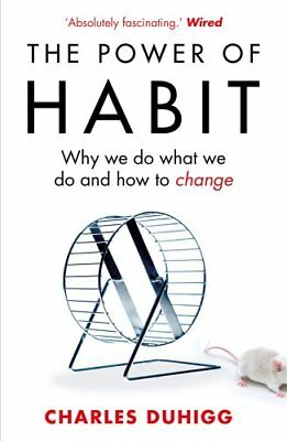 The Power of Habit New Paperback Book Charles Duhigg