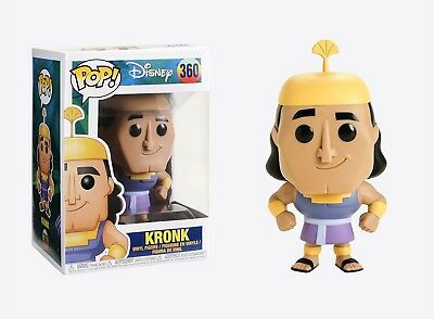 Funko Pop Disney: The Emperor's New Groove - Kronk Vinyl Figure Item #12009