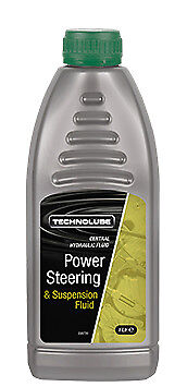 Technolube AHP010 Car Van 1 Litre Power Steering and Suspension Oil