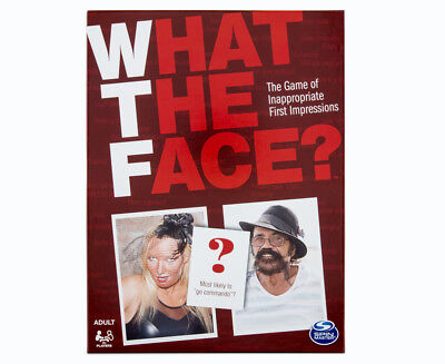 What The Face? Game