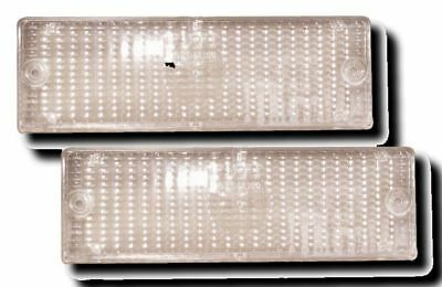 Bmw 3 Series E30 Clear Front Indicators (Not For M3 Models)