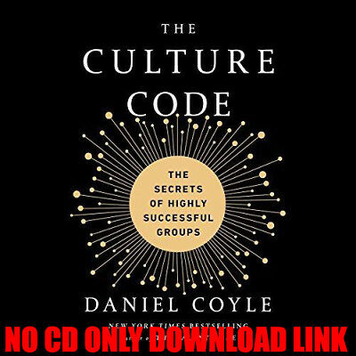 The Culture Code: The Secrets of Highly Successful Groups  (Audiobook)