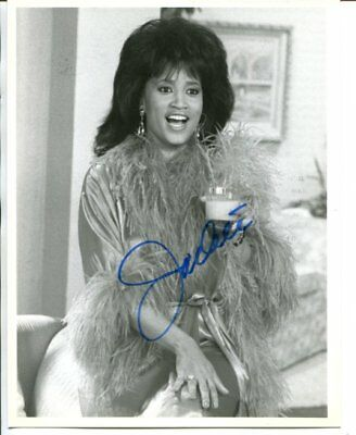 Jackee Signed autograph NO RESERVE B6596