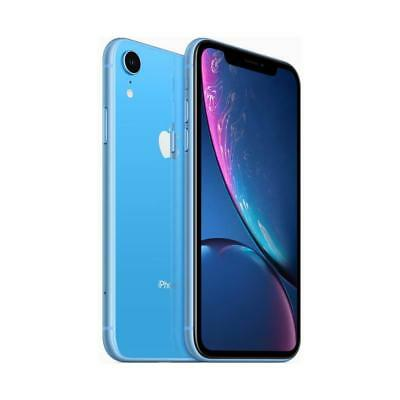 "Apple Iphone Xr 128Gb Blu Blue 6.1"" Nuovo Blu Gar 24 Mesi Smartphone 128 Gb X R"