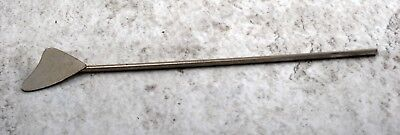 Vintage Art Deco Style Hair Stick Silver Tone Metal Hair Pins Pick Accessory