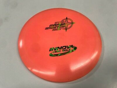 Innova Star Mamba - Peach w/ Metallic Green Hs - 170 grams