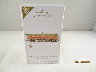 Hallmark: LIONEL 4449 DAYLIGHT STEAM LOCOMOTIVE - Special Edition 2012 Repaint