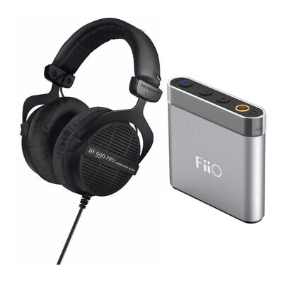 beyerdynamic DT 990 PRO 250 ohm - LIMITED EDITION (Black, Straight Cable) Bundle