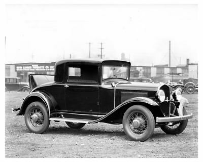 1931 DeSoto Coupe Factory Photo ca1477