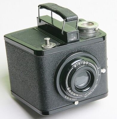 Handsome American Kodak 'six-20 Brownie Special' Box Camera - Vgc