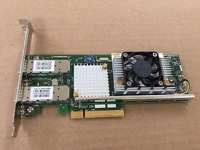 DELL KJYD8 BROADCOM NetXtreme II BCM57711 2-Port 10GB Fibre Channel HBA (No  SFP)