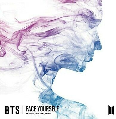 BTS - Face Yourself [New CD] Ltd Ed, With Blu-Ray