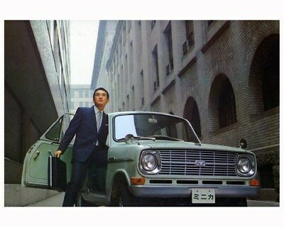 1964 ? Mitsubishi Minica 350 Microcar Factory Photo ca2794