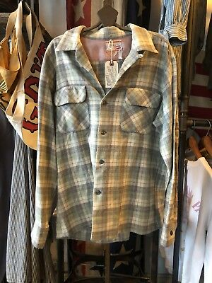 1950s Levis Flannel