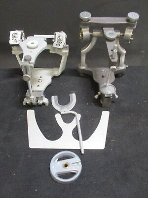 Used Whip Mix  Dental Laboratory Articulator for Occlusal Plane Analysis