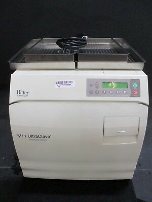 Midmark M11 REFURBISHED Dental Autoclave Sterilizer w/ 1 Year Warranty
