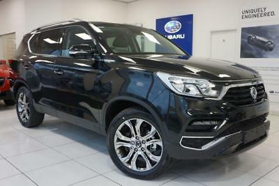 2018 Ssangyong Rexton 2.2 Ultimate Auto