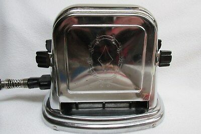 Antique 1930's Toaster - Bersted Manufacturing Company