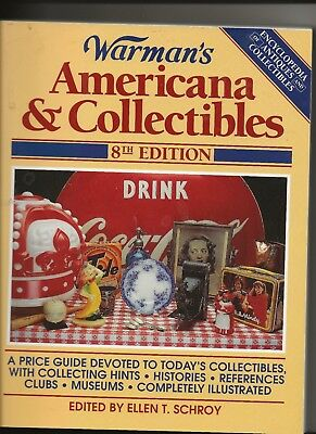 Warman's Americana & Collectibles Softbound 8th Edition