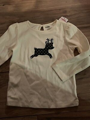 Cheap Price Girls Gymboree Festive Fair Isle Reindeer Snowflake Pants Size 5t Moderate Price Clothing, Shoes & Accessories