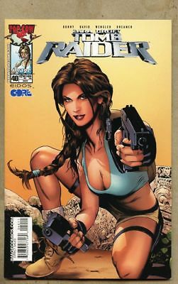 Tomb Raider The Series #40-2004 vf- 7.5 Greg Land this issue had only 1 cover