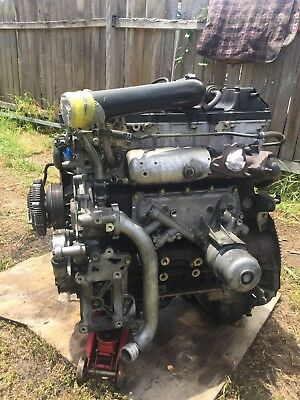 zd30 engine toke out from nissan elgrand E50, it very clean, no leak