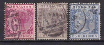 GIBRALTAR VICTORIA (ref 38) USED