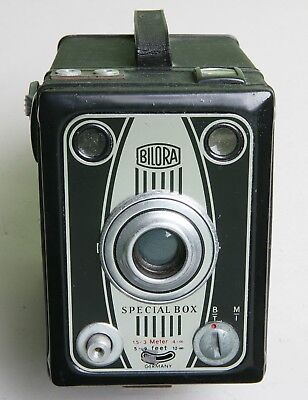 Bilora 'special Box' German Metal Box Camera