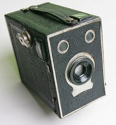 Handsome German 'erkania' Box Camera