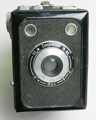 German 'imperial' Box Camera