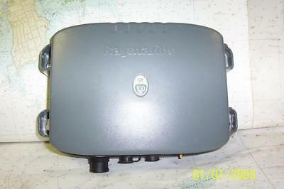 Boaters Resale Shop of TX 1809 1744.04 RAYMARINE SR100 SIRIUS RADIO MODULE ONLY