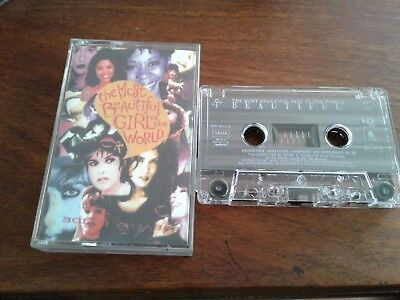 Prince – The Most Beautiful Girl In The World Cassingle
